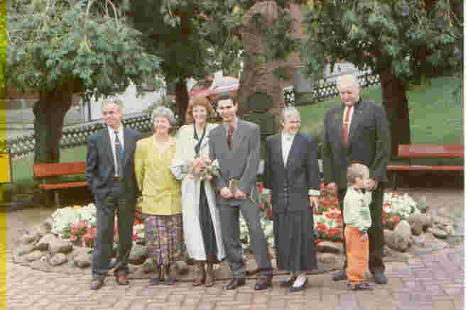 Исторяи семьи Каберских - Вальтер (Днепропетровск): http://vsosnickij.narod.ru/Douda1.html